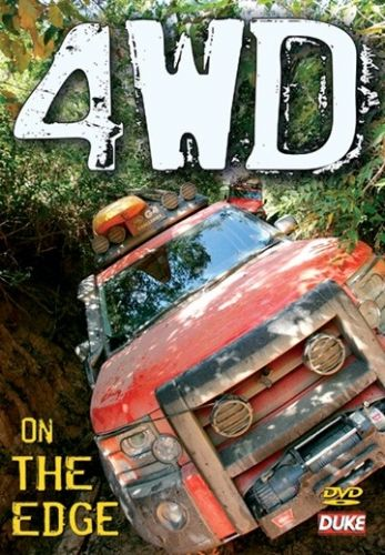 4WD - On The Edge DVD